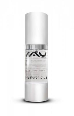 RAU Hyaluron Plus 30 ml - unser Topseller im Kampf gegen das Altern der Haut mit Soforteffekt