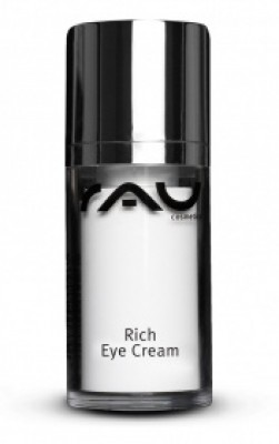 RAU Rich Eye Cream 15 ml - Reichhaltige Augencreme mit AloeVera