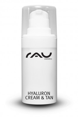 EOL - RAU Hyaluron Cream & Tan 15 ml