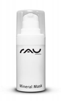 RAU Mineral Mask 15 ml - Gesichtsmaske mit Rügener Heilkreide, Zink & Salbei