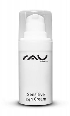 RAU Sensitive 24h Cream 15 ml - OHNE Glycerin