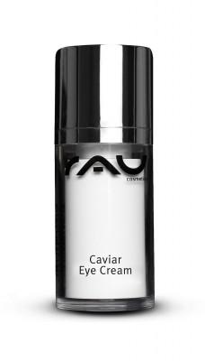 RAU Caviar Eye Cream 15 ml - Anti-Aging Booster auf höchstem Niveau für die reife Augenpartie