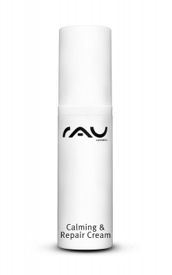 RAU Calming & Repair Cream 5 ml AIRLESS - beruhigt irritierte und gereizte Haut