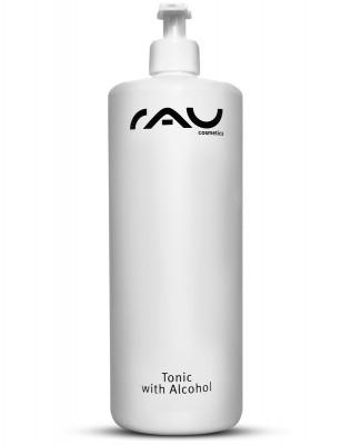 RAU Tonic with alcohol 1000 ml - Toner für unreine und fettende Haut