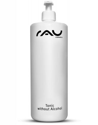 EOL - RAU Tonic alcohol-free 1000 ml - Gesichtswasser mit Brennessel-Extrakt