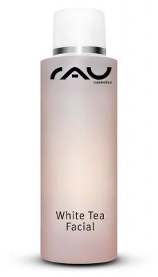 RAU White Tea Facial 200 ml - Erfrischendes Gesichtswasser - Spendet Feuchtigkeit mit dem Anti-Aging
