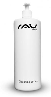 RAU Cleansing Lotion 1000 ml - Reinigungsmilch mit Brennessel-Extrakt