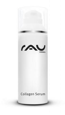 RAU Collagen Serum 50 ml - moderne Anti-Aging Kur für Gesicht und Hals