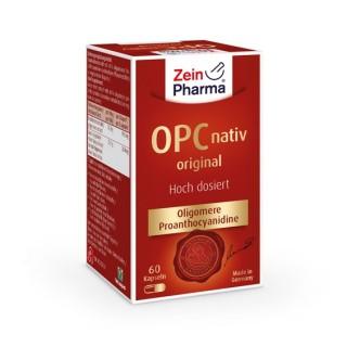 OPC Kapseln nativ Zeinpharma 60 vegetarische Kapseln
