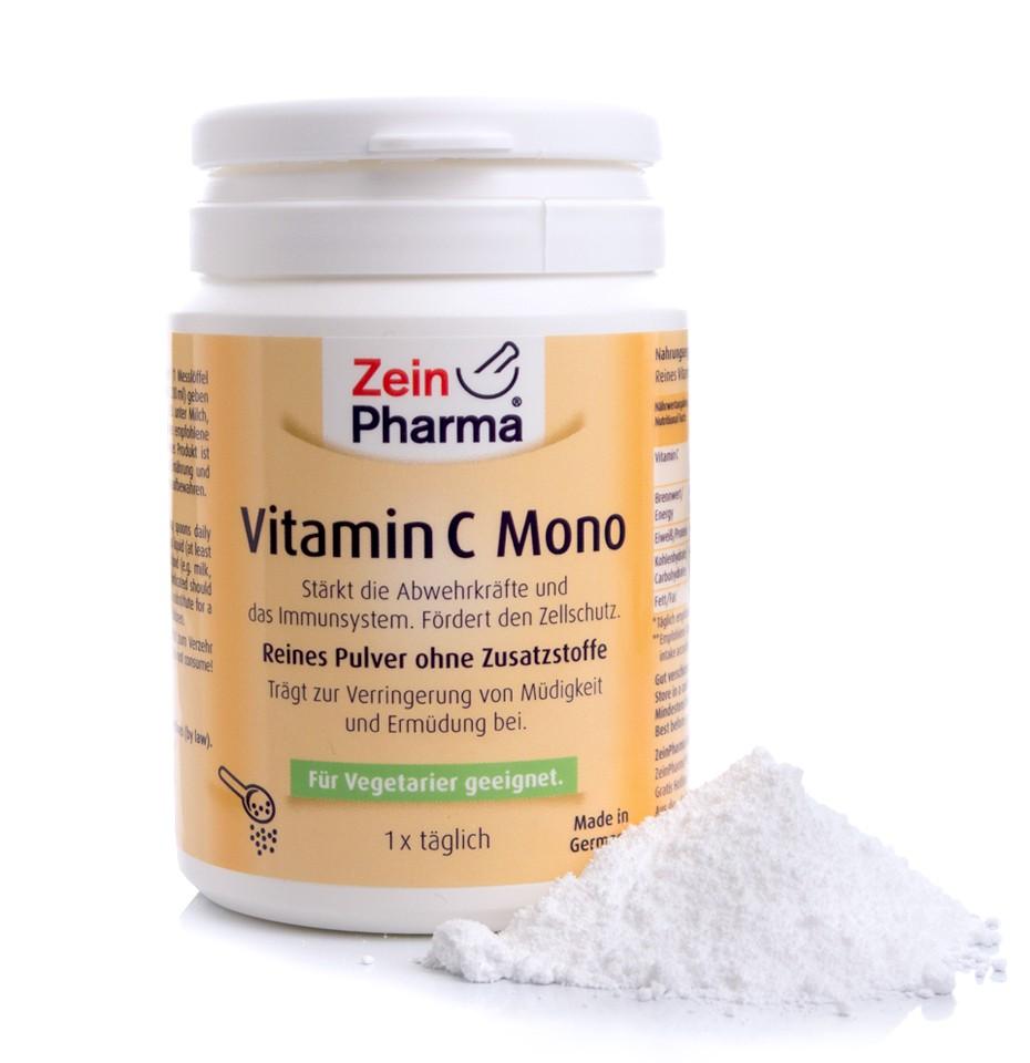 vitamin c ohne ascorbinsäure